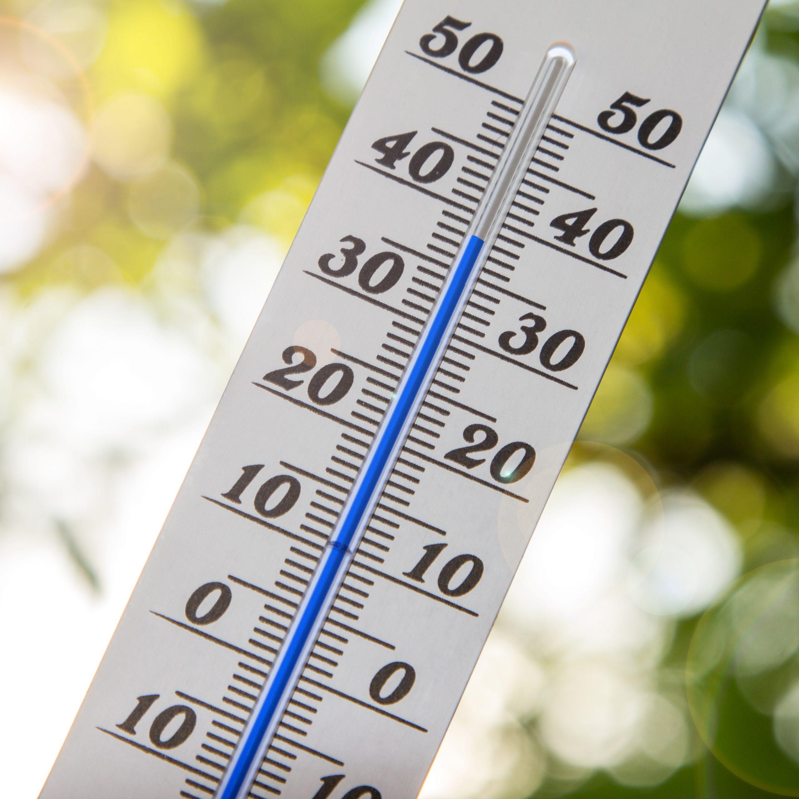 Mit den zu erwartenden steigenden Temperaturen könnte auch die Wundinfektionsrate steigen