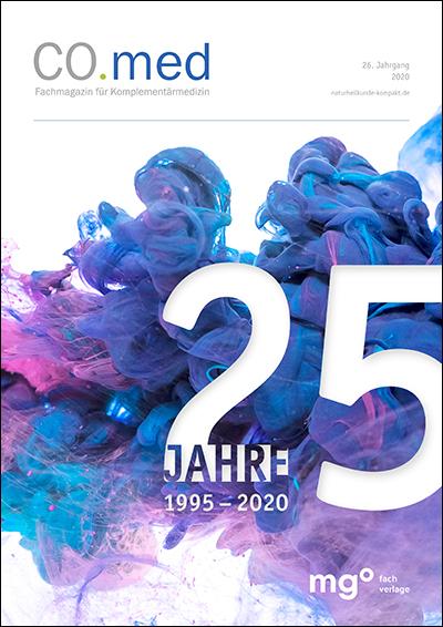 Co.med Jubiläum 2020 - 25 Jahre