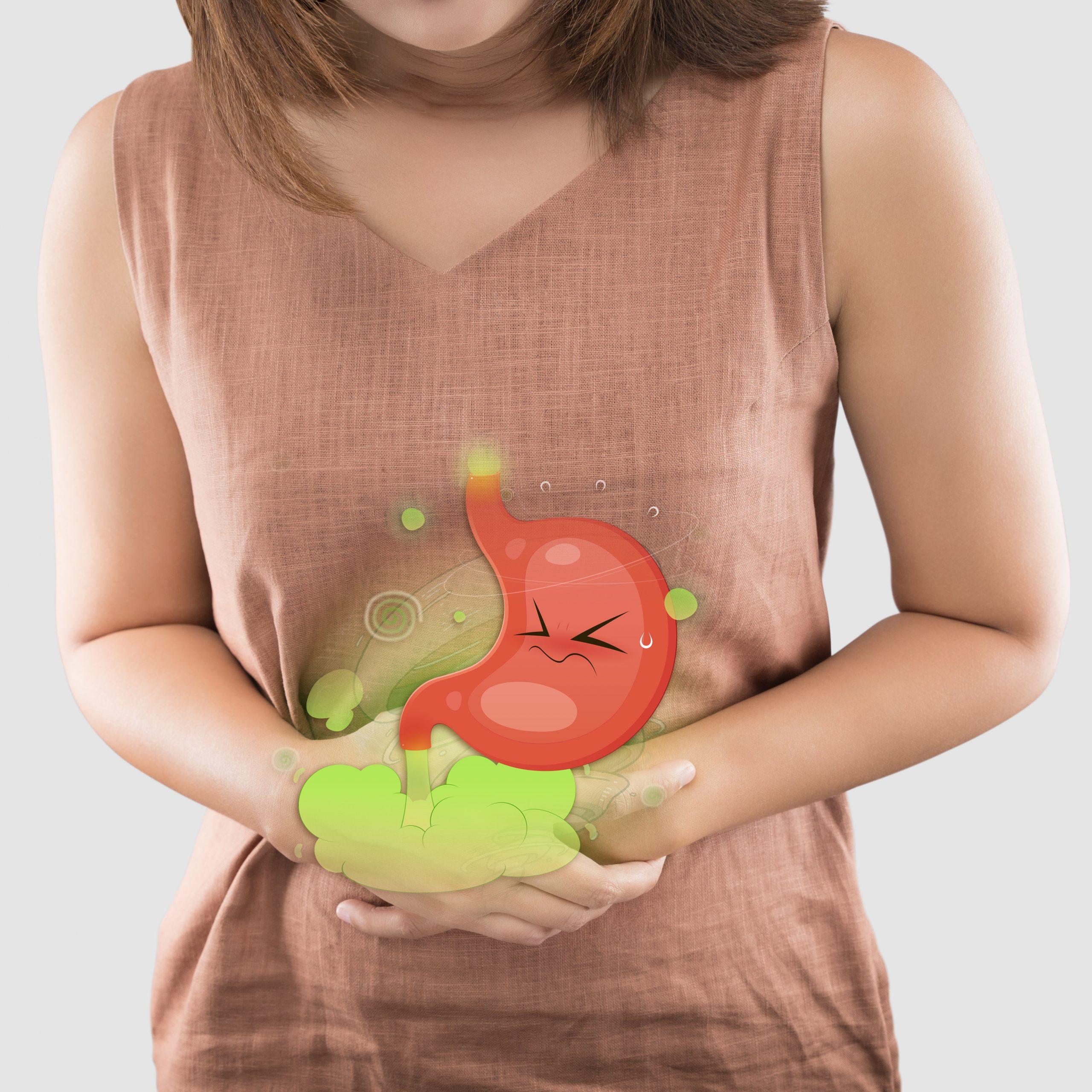 Magen-Darm-Erkrankungen führen nicht nur zu Unwohlsein, sondern auch zu einem Mangel an Nährstoffen