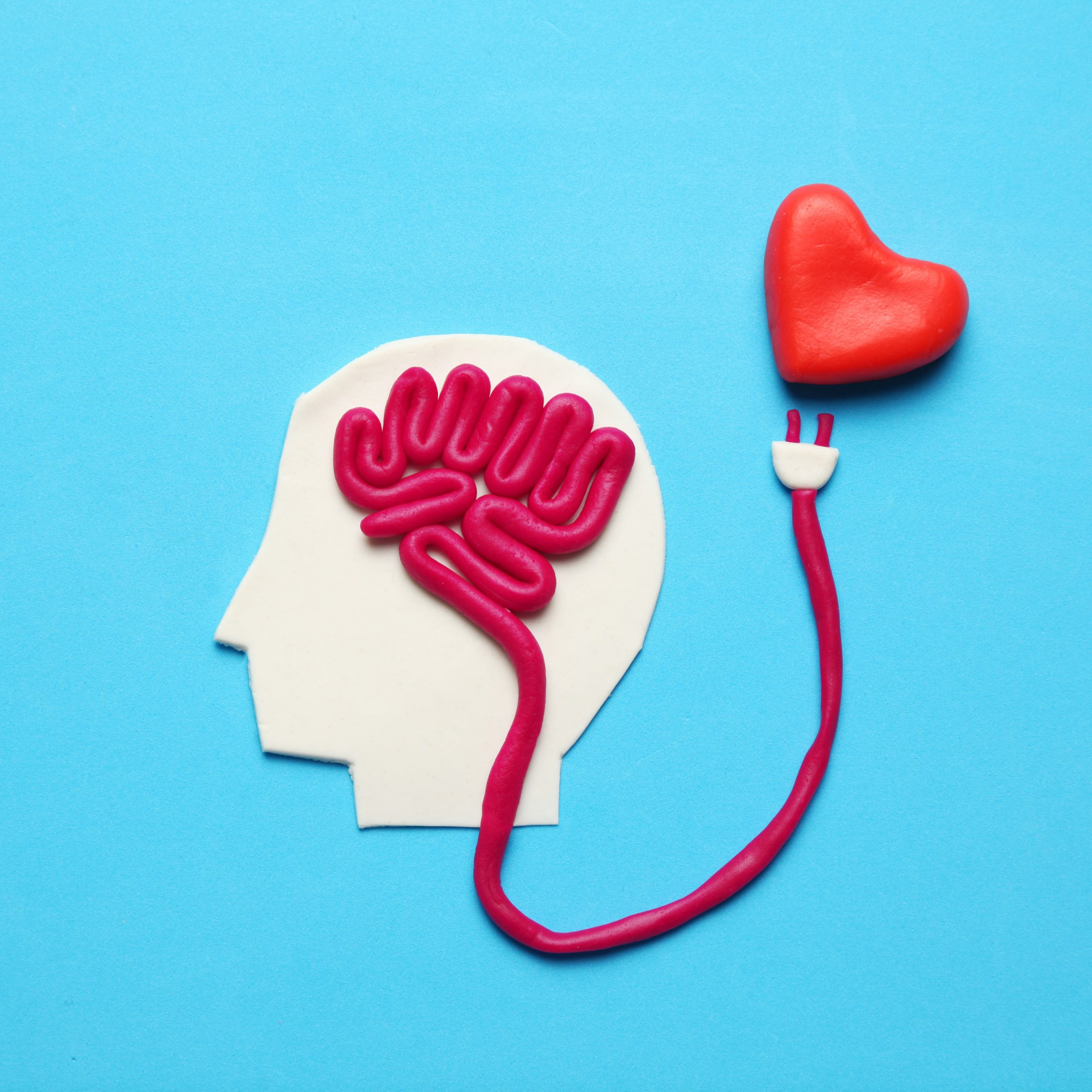 Das Gehirn leidet darunter, wenn das Herz nicht genug Blut pumpt