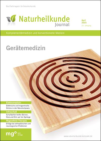 Naturheilkunde Journal April 2020