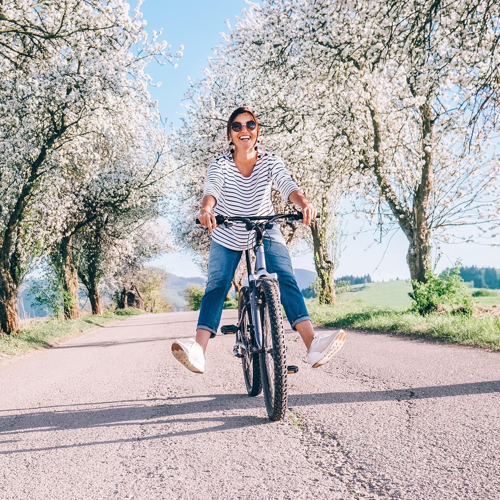Mehr Bewegung fördert die Gesundheit, beugt Krankheiten vor - und macht Spaß!