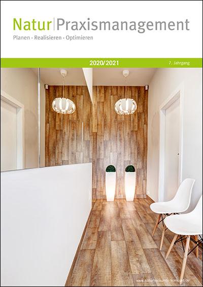 Natur Praxismangement Cover 2020/2021