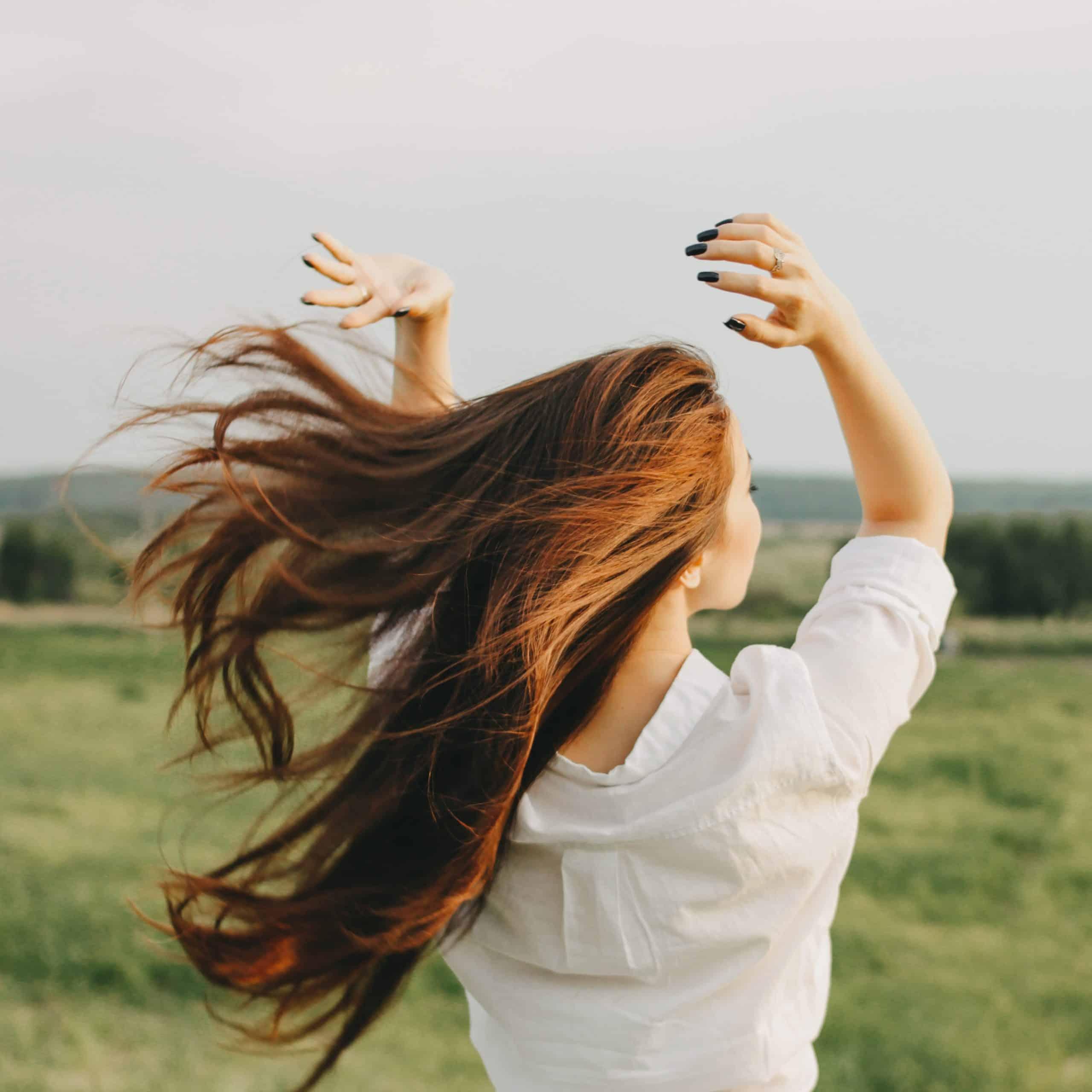 Tipps für gesunde, natürliche und kraftvolle Haare