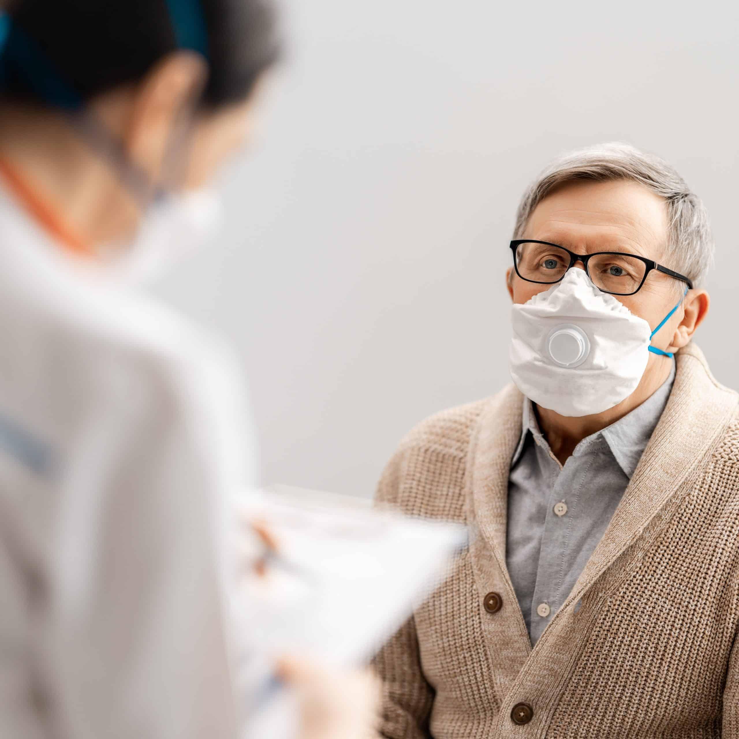 Patienten, die eine COVID-19-Erkrankung überstanden haben, müssen auch danach versorgt werden