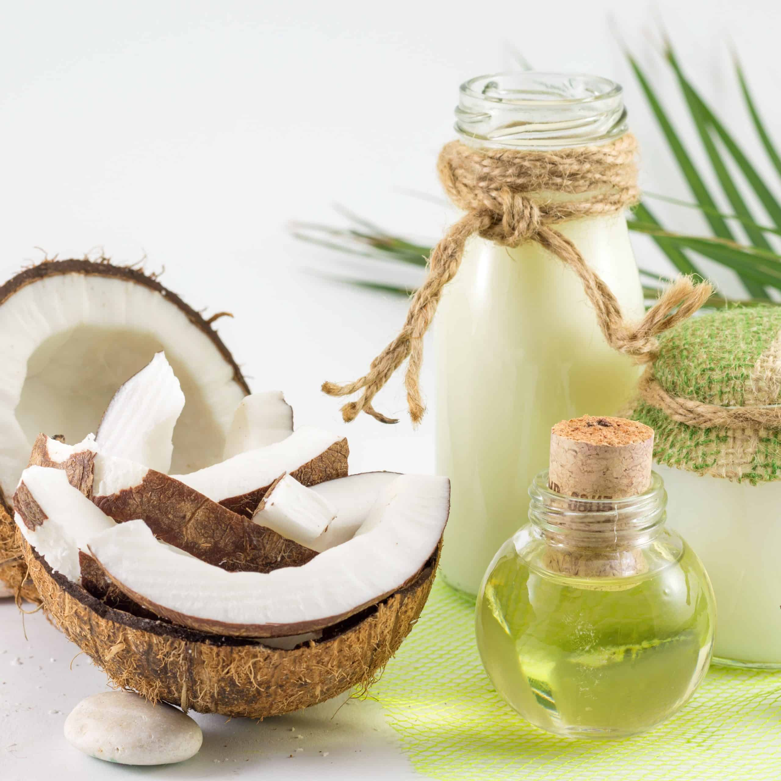Kokos-Öl: Effektiver als der medizinische Goldstandard