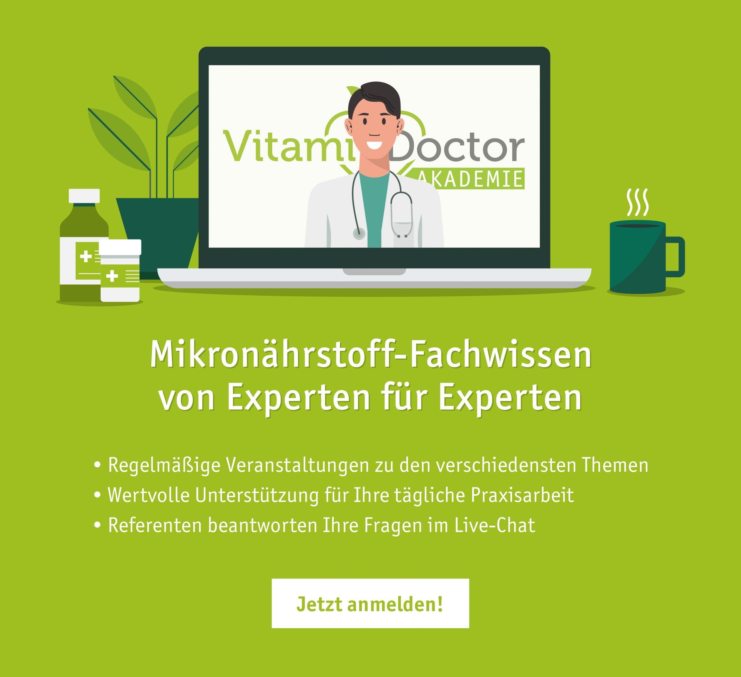 Liveseminar VitaminDoctor.com