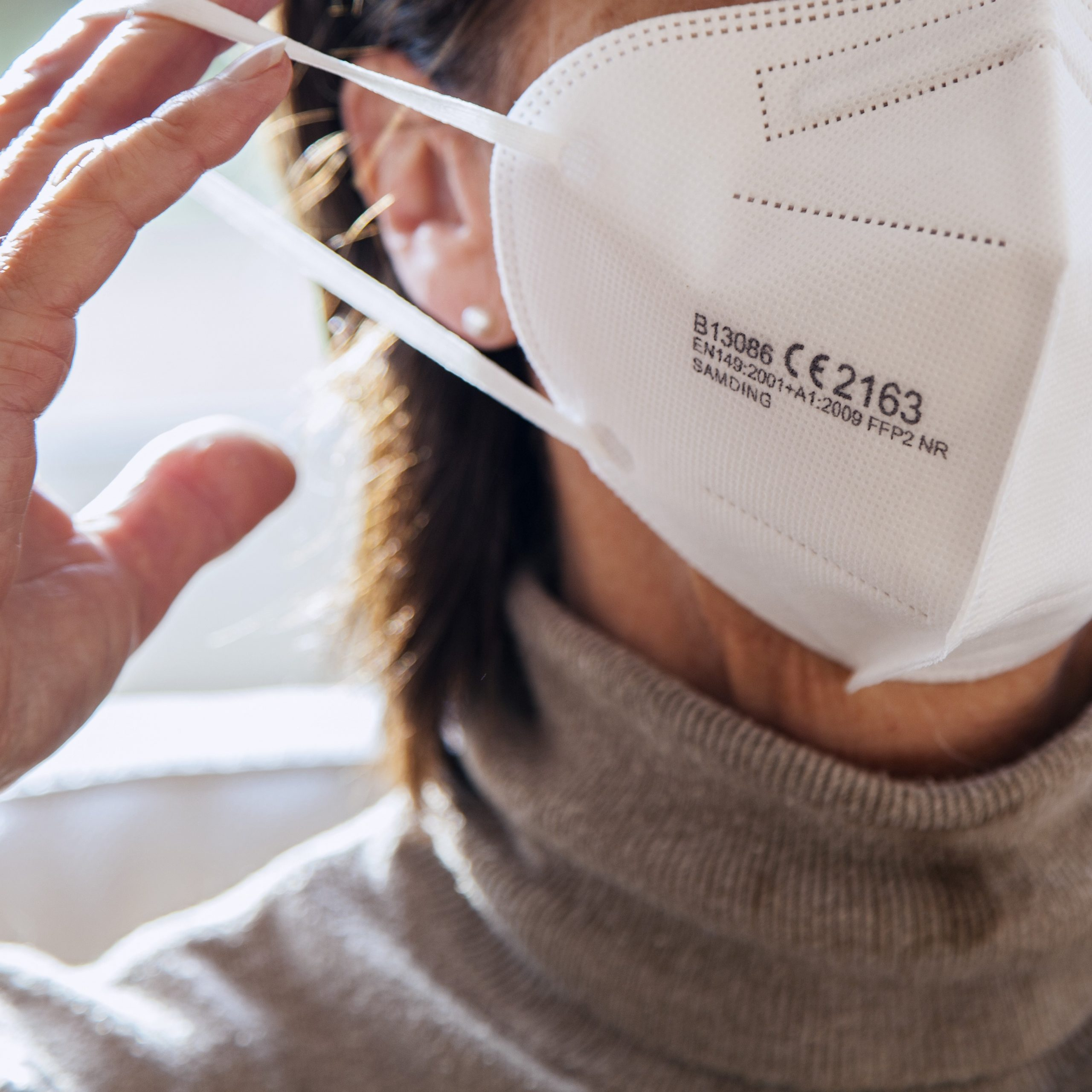 Menschen mit höherem Corona-Infektionsrisiko sollten jetzt die Chance nutzen, sich in ihrer Apotheke mit den besonders sicheren FFP2-Schutzmasken zu versorgen.
