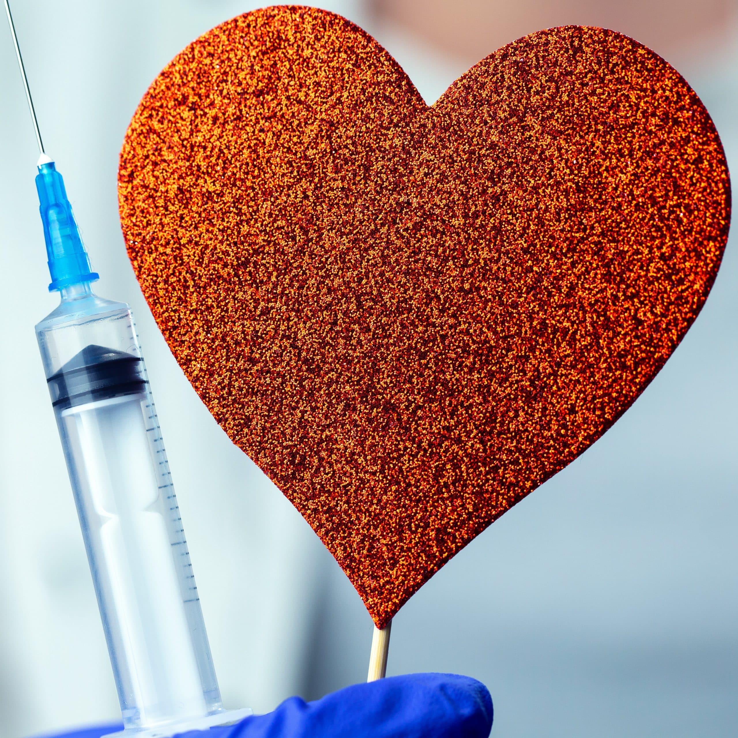 Jeder dritte Mensch, der wegen einer COVID-19-Erkrankung stationär behandelt werden muss, hat kardiovaskuläre Vorerkrankungen.