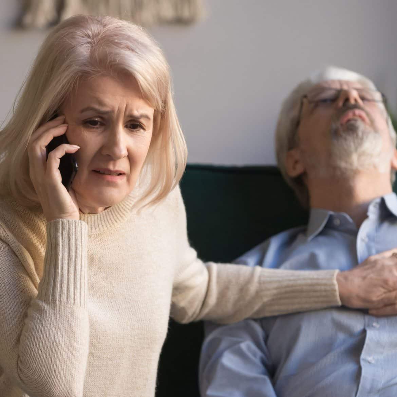 Ein Herzinfarkt ist eine lebensbedrohliche Situation, in der jede Minute zählt.