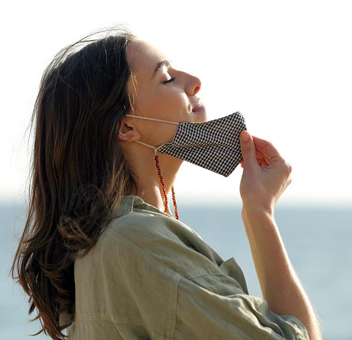 Gerade in Zeiten einer Coronapandemie wird deutlich, in welchem besonderem Maß die Atemwege den schädlichen Einflüssen unserer Umweltausgesetzt sind.