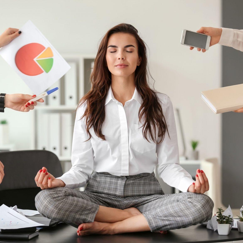 Viele Menschen haben trotz eines reichen Angebotes an Therapien, Wellness- und Entspannungstechniken das Gefühl, dass die vorhandenen Hilfen nicht ausreichen, dass der Stress in der Gesellschaft sogar zunimm