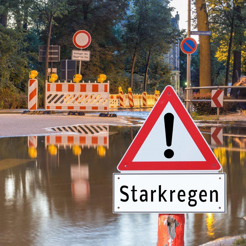 Extremwetter-Phänomene wie Starkregen werden in Zukunft noch an Intensität und Häufigkeit zunehmen, neue Strategien sind gefragt