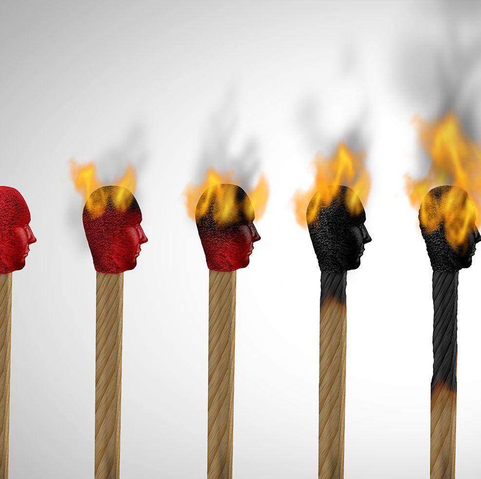 Burnout – Wenn der Therapeut ausbrennt