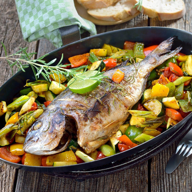 Mediterrane Ernährung kann vor Gedächtnisverlust und Demenz schützen